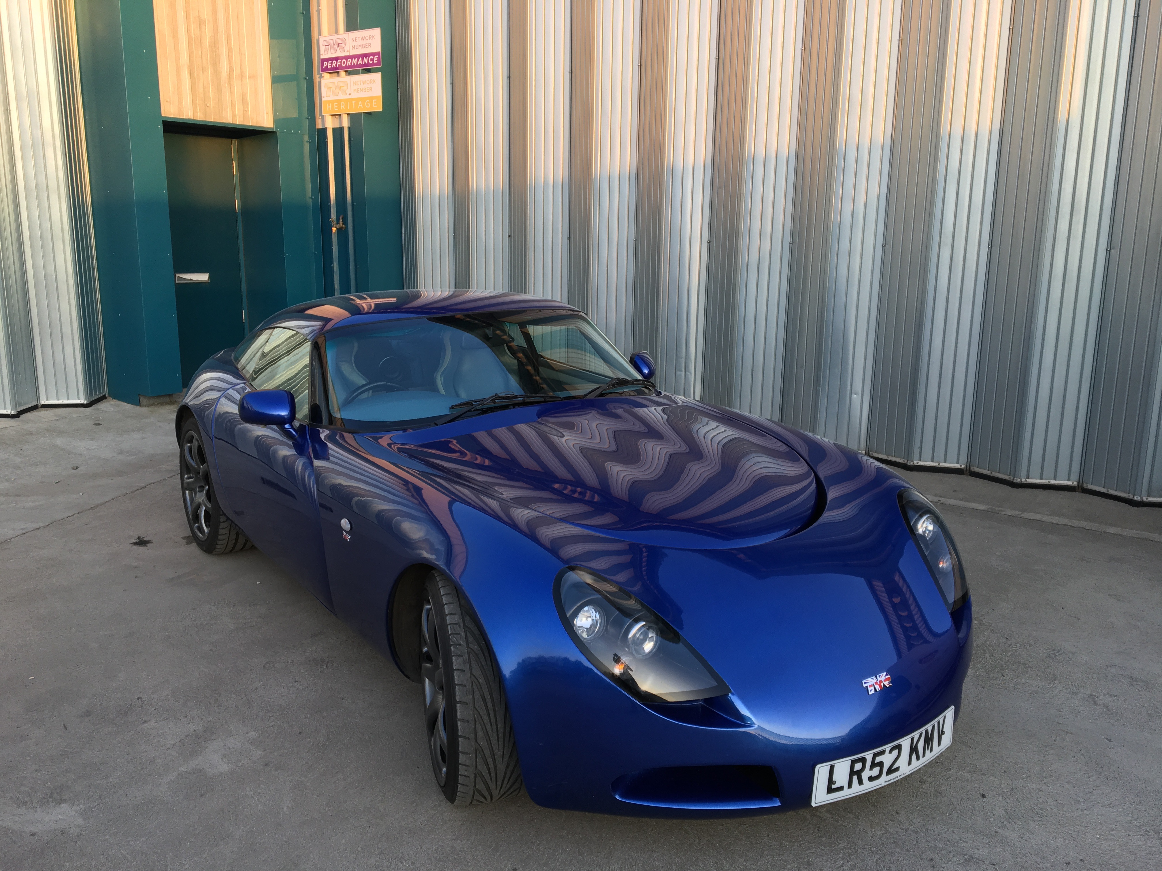 Tvr T350c Purbeck Sports Cars